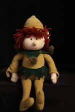 Gund 1992 Elf Enchanted Kingdom Elfkin Plush Toy Doll