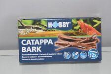 Aquarium Catappa Écorce 12 Bâtons Convient Pour Poisson & Crevette Aquarium