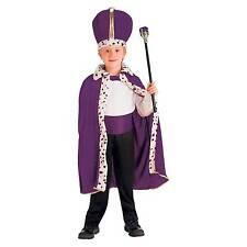 Polyester Halloween Purple Costumes