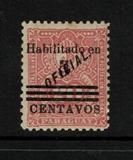 Paraguay SC# 169 Mint Hinged / See Notes - S11790