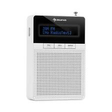 (Ricondizionato) Radio Digitale Portatile Bluetooth Analogica FM Display LCD Bia