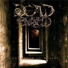 DEAD BEYOND BURIED - Condemned To Misery CD