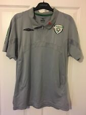 2014/2015 Republic of Ireland polo football shirt Umbro large men's rare