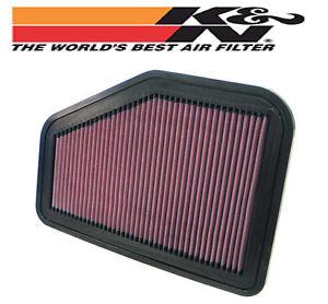 K&N Performance Air Filter Holden Commodore VF VE V6 V8 HSV kn33-2919