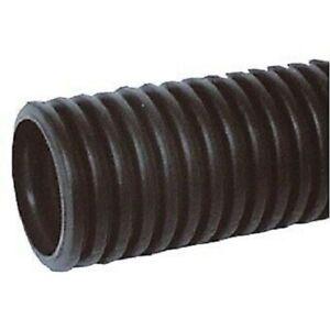 Gewiss flexibles Wellrohr DX15020, Flexrohr, Leerrohr M20 schwarz, 100 Meter