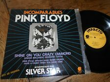 INCOMPARABLES - PINK FLOYD Sylver Star LP Spain 1978 Tribute NM ¡¡