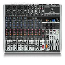 Behringer Xenyx X1832USB 18 Input 3/2 Bus USB Small Format Mixer Mixing Desk
