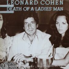 LEONARD COHEN - DEATH OF A LADIES' MAN   VINYL LP NEW