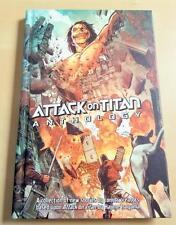 Attack On Titan Anthology Hc (2016 Series) #1 Px Edition Near Mint