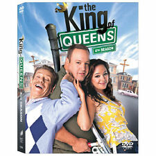 The King of Queens - Season 4  DVD NEW SEALED