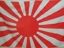 BANDIERA GIAPPONE MILITARE GIAPPONESE MILITARY JAPAN FLAG MISURE CM SIZE 95x135