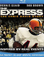 The Express - The Ernie David Story (Blu-ray Disc, 2009) Brand New Free Shipping