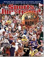 March 24, 2003 NCAA March Madness Sports Illustrated