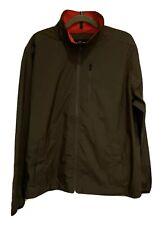 Victorinox Swiss Army Men's Jacket XL New Clipper Water Resistant Lightweight