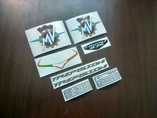 MV AGUSTA BRUTALE 675 full decals stickers graphics logo set kit