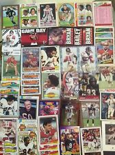 100 card lot 1970 s 1980 s Rookie s Atlanta Falcons + Matt Ryan Julio Jones PLUS