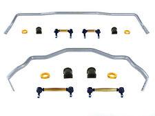 Whiteline Front & Rear Sway Bars + Endlinks FOR MK2 2009-2012 Ford Focus RS