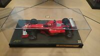 Hot Wheels Racing Michael Schumacher FERRARI F1 2000 World Champion1:18 Scale
