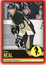 12/13 O-Pee-Chee Red Parallel #443 James Neal
