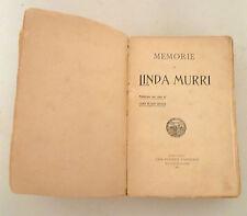 MEMORIE DI LINDA MURRI,1905 Roux e Viarengo[storia,Bologna,delitto,biografia