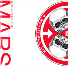 30 Thirty Seconds To Mars – A Beautiful Lie VIRGIN RECORDS 2007 ENHANCED CD
