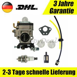 NEU Vergaser Benzinschlauch f Motorsense 52ccm & 49ccm Timbertech Freischneider