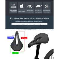 Bicycle Bike Cycle MTB Saddle Road Mountain Pad Sports Soft Cushion Seat