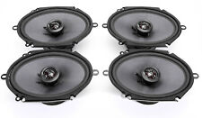 (2) NEW SKAR AUDIO TX68 ELITE 6-INCH X 8-INCH 2-WAY COAXIAL SPEAKERS 2 PAIRS