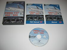 PMDG 737 800/900 Pc Add-On Expansion Microsoft Flight Simulator Sim 2004 FS2004