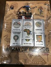 African Cup Of Nations - Egypt 2019 Full Set + Embty Album + 5 Packs