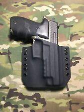 Black Kydex SIG P226R Combat Holster