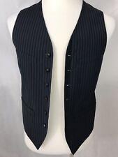 John Varvatos Collection Cotton-Linen Vest. 44, US 34. $598