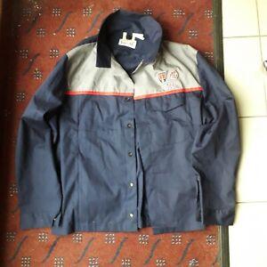 MG Rover genuine Longbridge Factory Soft Shell Jacket Size XL prod line jacket