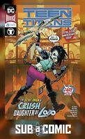TEEN TITANS #25 (DC 2018 1st Print) COMIC