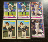 Brendan Rodgers RC Lot(6) 2019 Topps Colorado Rockies