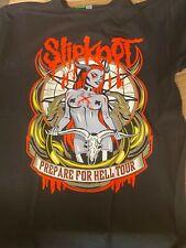 slipknot shirt size Medium