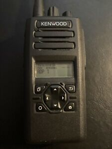 Kenwood NX-3320 Two Way Radio With Charger