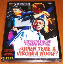 QUIEN TEME A VIRGINIA WOOLF / WHO´S AFRAID OF VIRGINIA WOOLF? - Precintada
