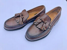 Vintage NEW Poll Parrot Tassle loafers Shoes Childrens Size 12 deadstock kids