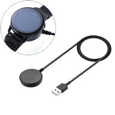 Portable USB Charger Cable For Samsung Galaxy Watch Active SM-R500 Charging Dock
