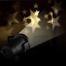 Gartenleuchte Projector LED Laser Sternen warmweiß Party Licht IP65 Outdoor Spot