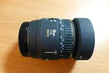 Sigma 50mm F2.8 EX MACRO Lens in superb condition, inc hood