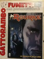 Rourke N.1 Star Comics Edicola