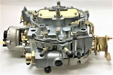 NEW ROCHESTER QUADRAJET 4 BBL CARBURETOR, 305-350 engines 650 CFM Electric Choke