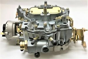 NEW ROCHESTER QUADRAJET 4 BBL CARBURETOR, 305-350 engines 650 CFM Electric Choke