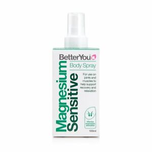 BetterYou Magnesium Oil Sensitive Body Spray For Joints & Muscles ( 100ml )