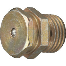 GREASE NIPPLE 1/8 BSP HOOK ON BRASS PKT OF 6
