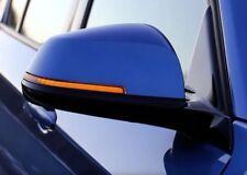 KIT 2 FRECCE LED SPECCHIETTI LATERALI BMW SERIE 3 F30 2011-2015 LUCE DINAMICA