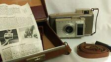 VINTAGE Polaroid J33 Electric Eye Roll Film Folding Land Camera