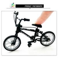 Retro Mini Finger BMX Bicycle Assembly Bike Model Toys Boys Kids Novelty Gifts